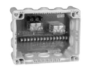 Somfy Relaiskast voor 3 buismotoren, RK3 - 230 V